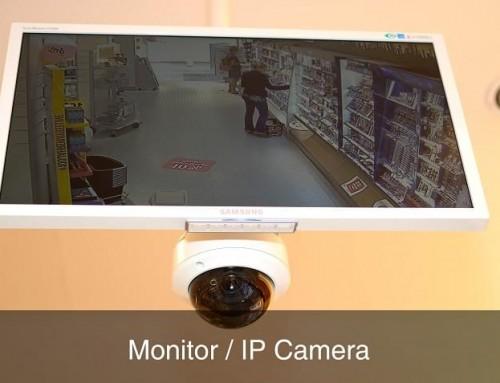 Monitor- IP Camera