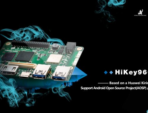 Linaro,Huawei and ArcherMind released the powerful HiKey960